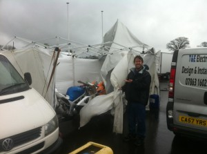 Doog's Awning Didn't Survive Mallory
